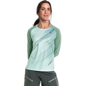 Schöffel Altitude Longsleeve Shirt Women, verde